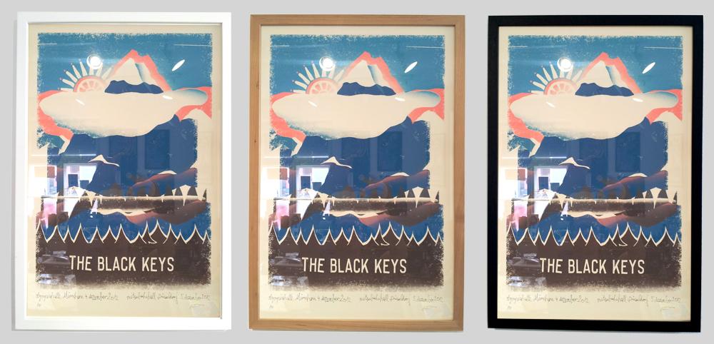 Black Keys_3 RAHMEN