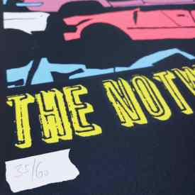 The Notwist Neues Gigposter This Señor Burns Dude